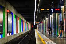 Train Station - Auckland