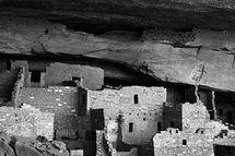 Cliff dewllings, Mesa Verde NP