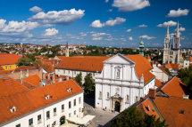 Lotrscak Tower View, Zagreb