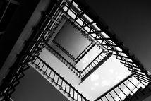 Stairwell, Zagreb