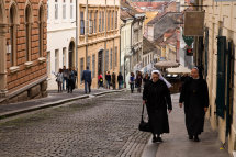 Upper Town Nuns, Zagreb