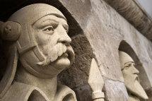 Mustache - Fisherman's Bastion