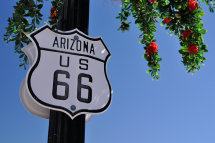 Route 66, Williams