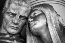 Kerepesi Cemetery Statues