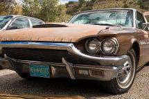 Old-school Cadillac, Madrid