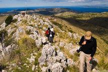 Sveti Nikola Ascent, Hvar Island