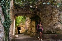 Abandoned Mountain Village, Hvar Island