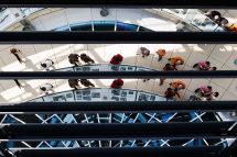 Rechstag - Column Mirrors