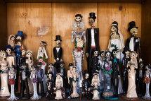 Day of the Dead Wedding, Santa Fe