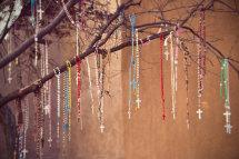 Rosary Beads, Loretto Chapel, Santa Fe
