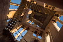 Tower Stairs, Diocletian's Palace, Split