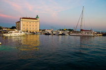 Riva (waterfront), Split