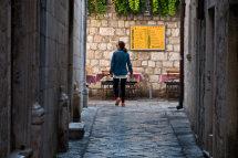 Alleyway, Dubrovnik