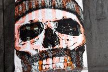Bullet Beard Skull
