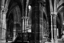 Glasgow Cathedral - Altar