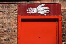 Red Door / Red Hand