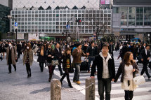 Crossing - Tokyo