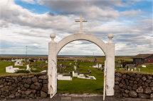 Hvalsneskirkja Graveyard