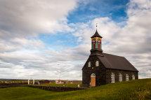Hvalsneskirkja Church, Sandgerdi