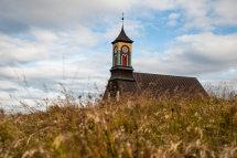 Hvalsneskirkja Church