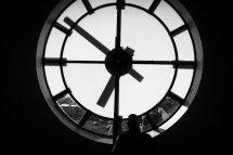 Hallgrimskirkja Clock