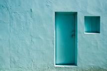 Napier - Missing Blue Door