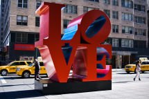 Love in the Big Apple