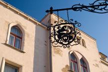 Castle District Sign