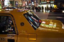 Tokyo Night Taxi