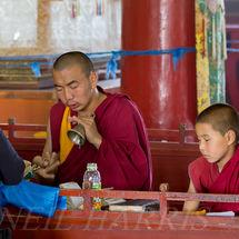 Monastery prayers