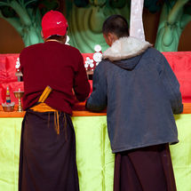 Nike monk