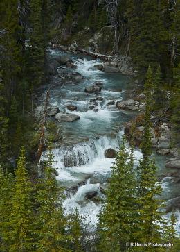 Broken Arrow  Falls BC