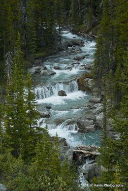 Broken  Arrow  Falls BC  2