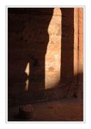 Shadows, Petra, Jordan.
