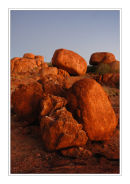 Visions of the Marbles, Northern Territory.
