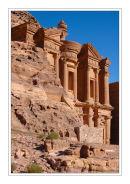 The Monastry, Petra, Jordan.