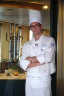 Troy Wastell, executive chef, Holland America Line