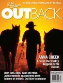 Image: Paula Heelan, Outback magazine cover