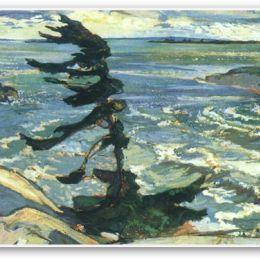 Stormy Weather - Georgian Bay