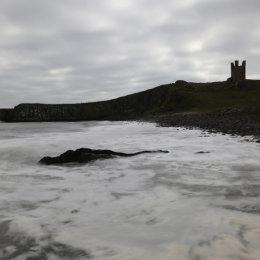 Dunstanburgh Castle, Northumbria