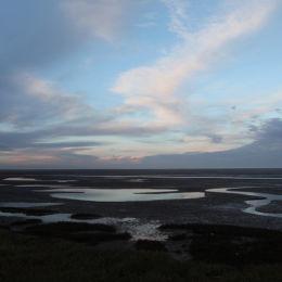 Snettisham at Dawn, North Norfolk