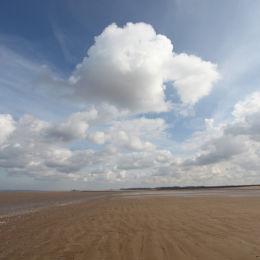 Titchwell beach, North Norfolk