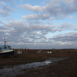 Thornham Harbour, North Norfolk