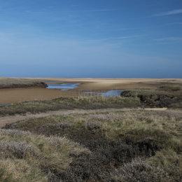 Stiffkey saltmarsh, North Norfolk