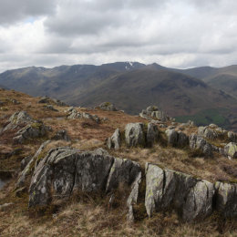 View from Place Fell, Patterdale, Lake District