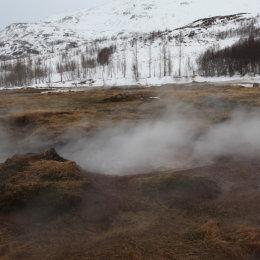 Geysir geothermal area, Iceland