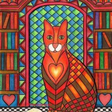 PATCHWORK KITTY CAT - RUTHIE