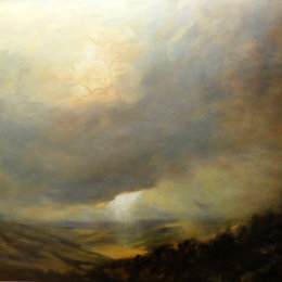 160-Angram Pasture Swaledale 40x30in oil
