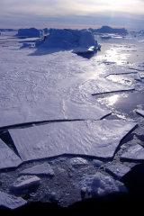 MH0017 Backlit Iceberg