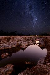 MH0081 Milky Way over Einasleigh Gorge RS